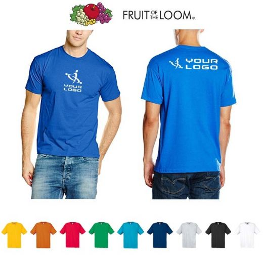 Fruit Of The Loom T-shirt original Screen Stars